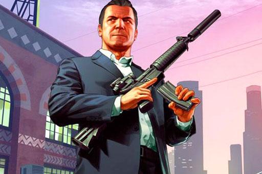 Hra - GTA Crime Simulator