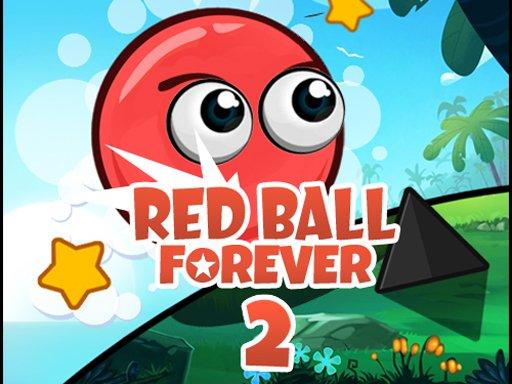 Hra - Red Ball Forever 2