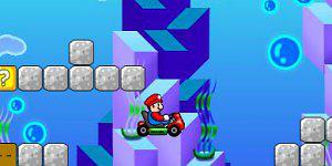 Hra - Mario Racing Tournament