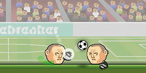 Hra - Sports Heads Football