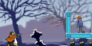 Hra - Zombies vs Penguins