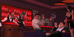 Hra - Goodgame Mafia