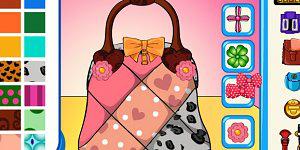Hra - Design kabelky