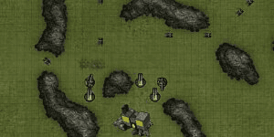 Hra - Command Grid