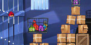 Hra - Angry Birds RIO