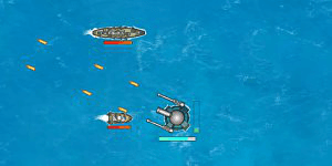 Hra - Aqua Turret