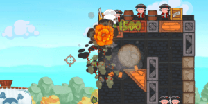 Hra - Fort Blaster: Ahoy There!