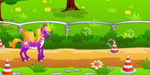 Hra - Pony Run