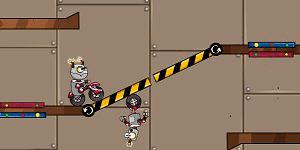 Hra - Go Robots!