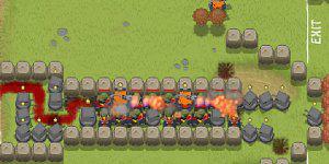 Hra - Penguins Attack 2