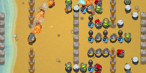 Hra - Penguins Attack 4