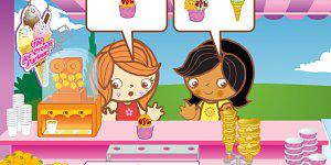 Hra - The ice cream Parlour