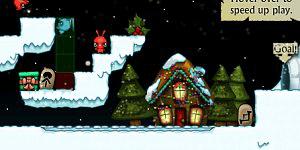 Hra - Dibbles 4: Christmas Crisis