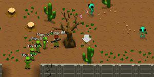 Hra - Pocket Platoon