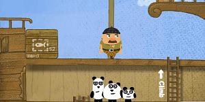 Hra - 3 Pandas