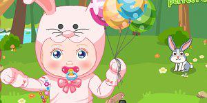 Hra - Bábätko v oblečku zvieratka