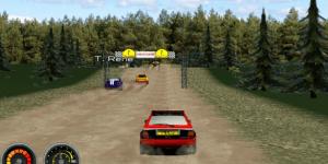 Hra - Super Rally Challenge