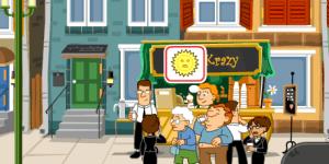 Hra - Coffee Shop
