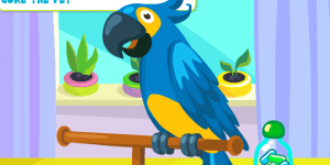 Hra - Parrot Care