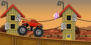 Hra - Desert Monster 2