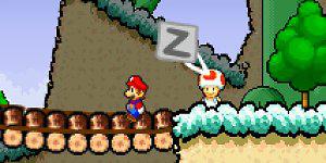 Hra - Super Mario 63