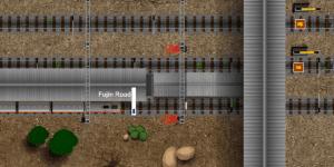 Hra - Train Traffic Control