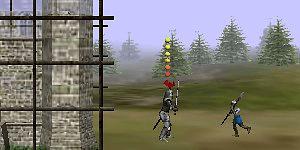 Hra - Castle Attack 2