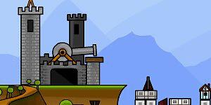 Hra - Sand Castle