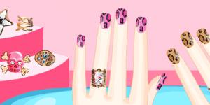 Hra - Cool Summer Nails