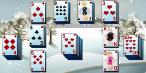 Hra - Mahjong Card Solitaire