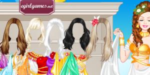 Hra - Barbie Roman Princess
