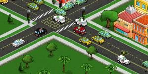 Hra - Traffic Cash