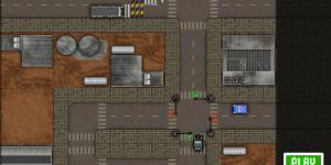 Hra - Crash Town
