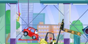 Hra - Wheely 2