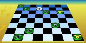 Hra - Checkers Board
