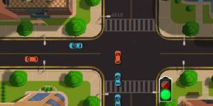 Hra - Traffic Frenzy