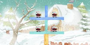 Hra - Santa Slice