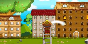 Hra - Brave Firefighter