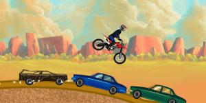Hra - Motocross Mayhem