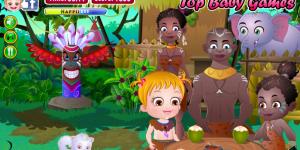 Hra - Baby Hazel African Safari