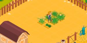 Hra - Wheat Farm