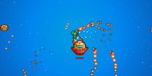 Hra - Techno Invaders