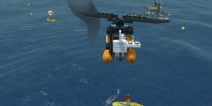 Hra - Lego City Coast Guard