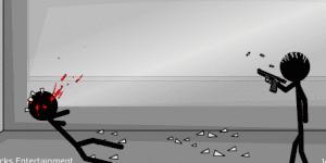 Hra - Stick Figure Penalty Chamber 2