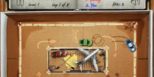 Hra - Cardbox Race