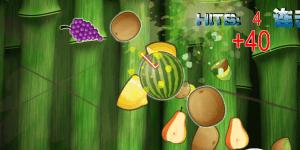 Hra - Crazy Cut Fruit