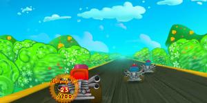 Hra - RacerKartz