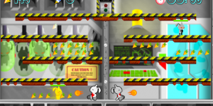Hra - Laboratory Escape