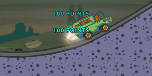 Hra - ScoobyDoo Wrestlemania