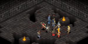Hra - Tactics Core Demo